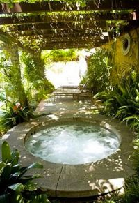 1000+ ideas about Outdoor Hot Tubs on Pinterest   Hot tubs ...
