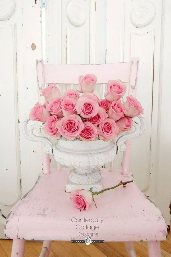 17 Best images about SHABBY CHIC FLOWERS on Pinterest