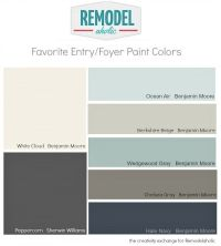 Best 25+ Entryway Paint Colors ideas on Pinterest   Foyer ...