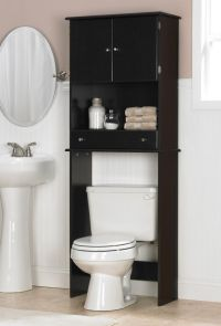 1000+ ideas about Bathroom Cabinets Over Toilet on