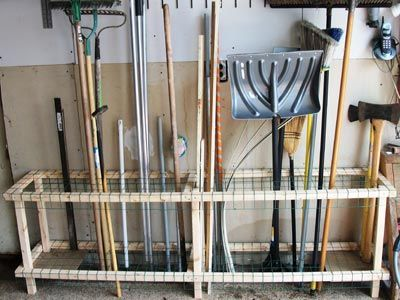 25 Best Ideas About Garage Tool Storage On Pinterest Tool