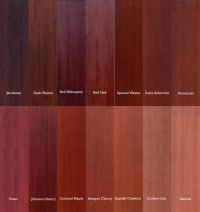 25+ best ideas about Mahogany stain on Pinterest   Red ...