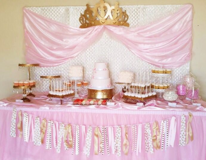 263 Best Images About Princess Baby Showers On Pinterest