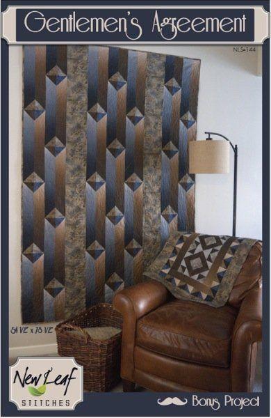 Gentleman Geometric Designs And Quilt On Pinterest