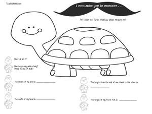 Common Core Measurement Worksheets For First Grade