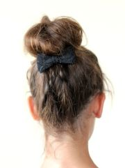school hairstyles medium