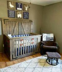 25+ best ideas about Rustic crib on Pinterest | Nursery ...