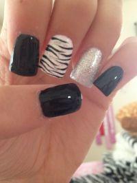 My cute fake nails | Nails | Pinterest | Nails, Zebras and ...