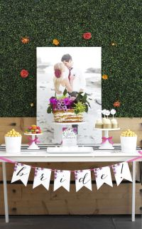 17 Best images about bridal shower on Pinterest
