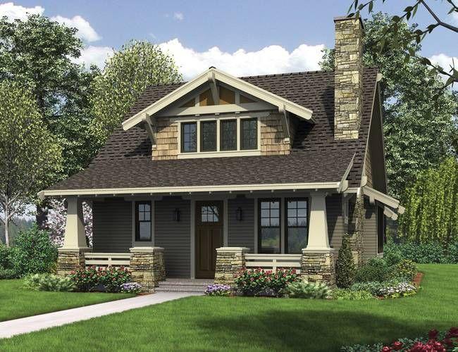 Mascord House Plan 21145  Craftsman Design and Change 3