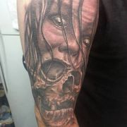 7 nun tattoo