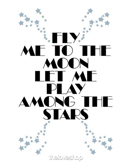 62 best images about Fly me to the Moon on Pinterest