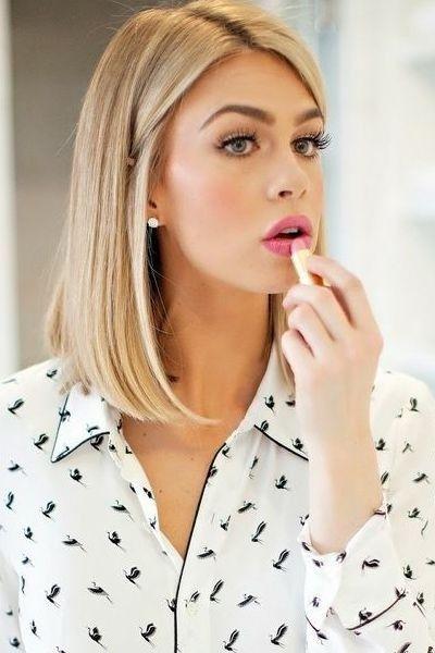 Die Besten 25 Feines Haar Frisuren Ideen Auf Pinterest