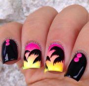 ideas ocean nail