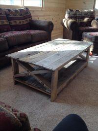 Best 20+ Pallet Coffee Tables ideas on Pinterest | Wood ...
