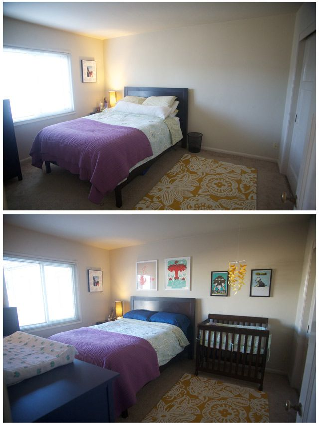 How To Create A Nursery E In 1 Bedroom Apartment