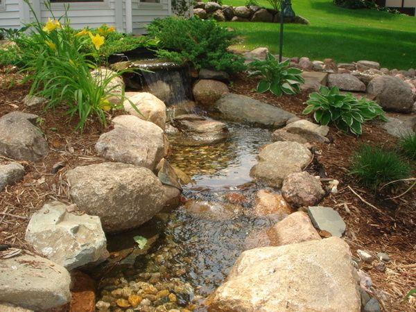 17 Best Images About Garden Ponds And Landscaping On Pinterest