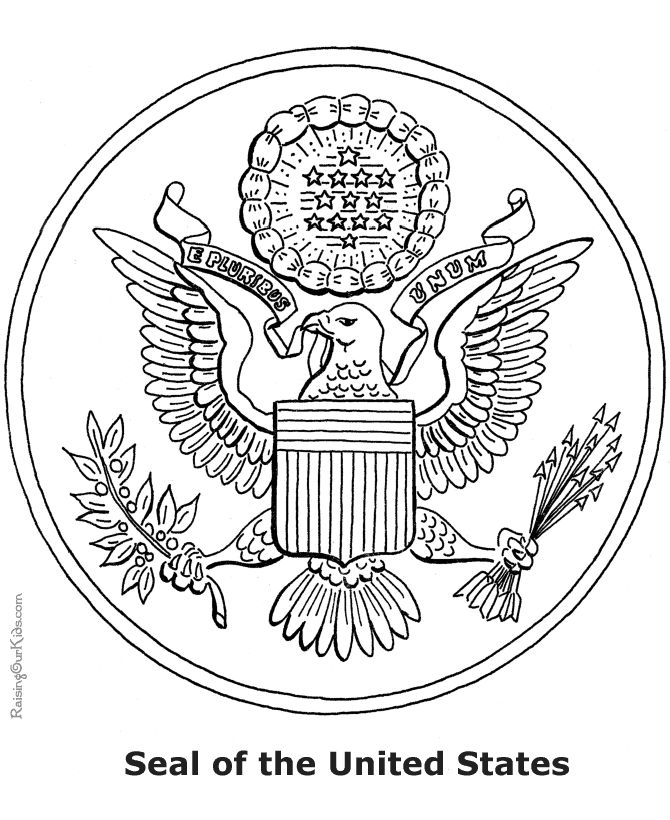 17+ best ideas about American Flag Coloring Page on