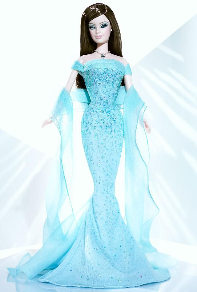 17 Best Images About Birthstone Collection On Pinterest December Barbie And Barbie Dolls