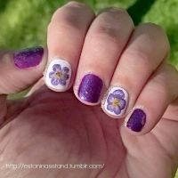1000+ ideas about Violet Nails on Pinterest | Purple nails ...