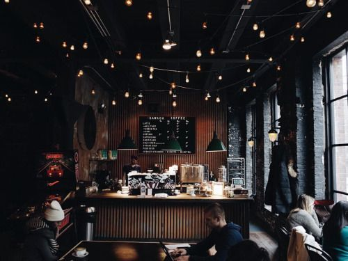 Dark Cozy Girl City Wallpaper 17 Best Ideas About Coffee Shop Bar On Pinterest Coffee