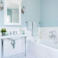 25+ best Light Blue Bathrooms trending ideas on Pinterest ...