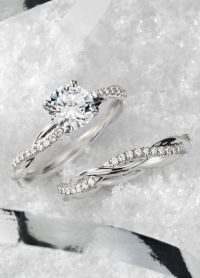 Best 25+ Twist engagement rings ideas on Pinterest ...