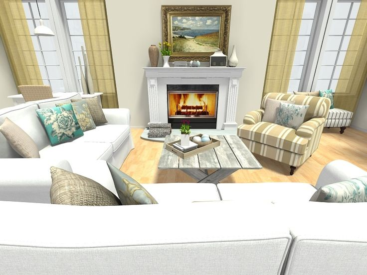 17 Best Images About Lovely Living Rooms On Pinterest