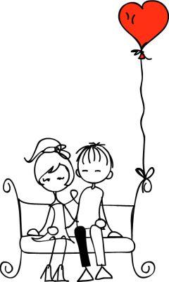 400 best images about dibujos de parejas on Pinterest