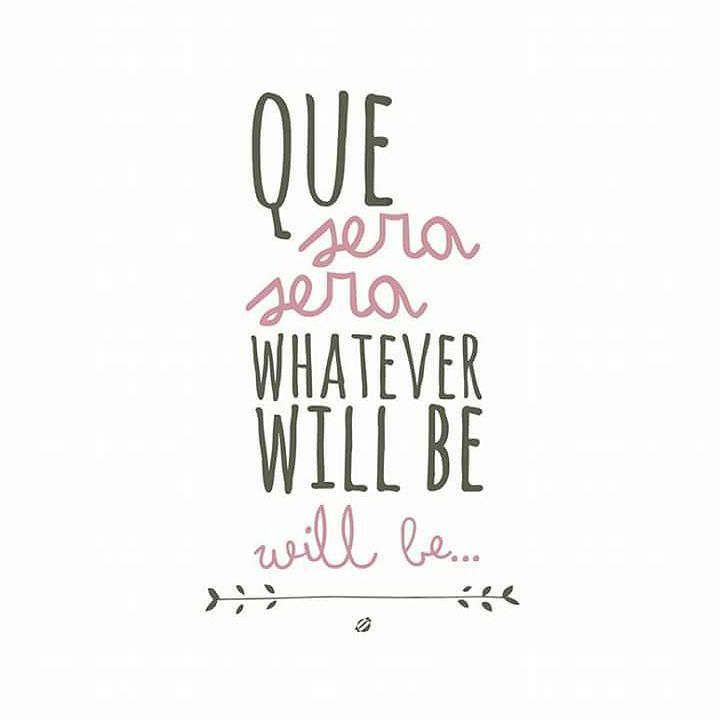 Best 25+ Que Sera ideas that you will like on Pinterest