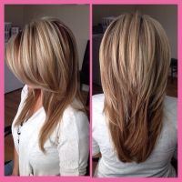 Long Layered Hairstyle for Women Over 40 by dorthy ...