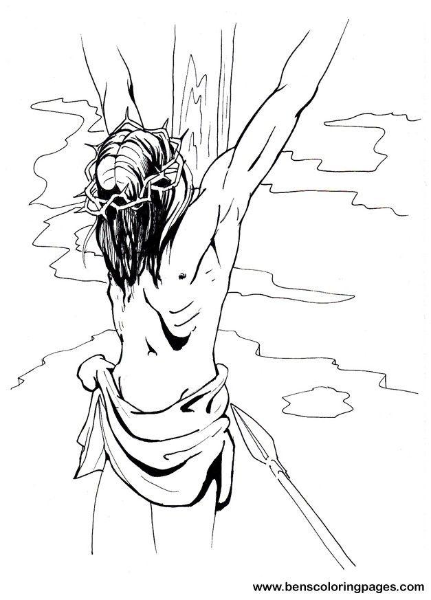 1000+ ideas about Jesus On The Cross on Pinterest