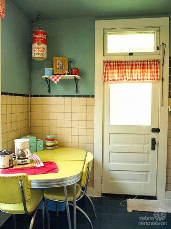 Best 1031 The Vintage Kitchen images on Pinterest  Home