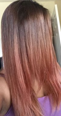 Brown And Gold Hair Colour | 17 best ideas about gold hair ...