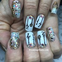 17 Best ideas about New Years Nail Designs on Pinterest ...