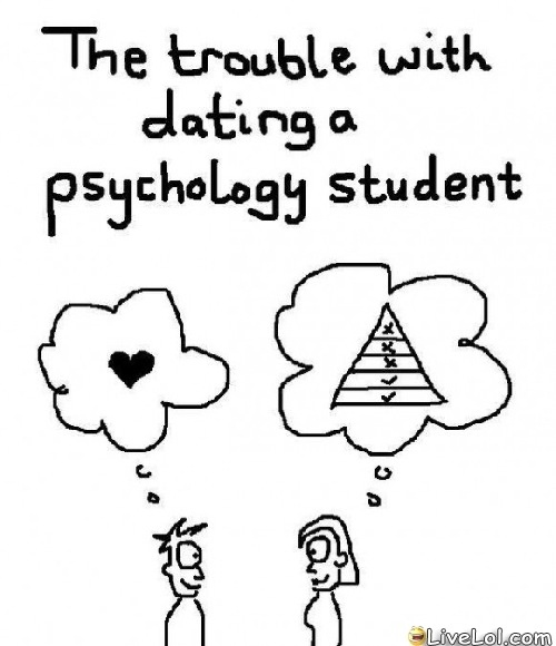 #psychology #funny #amusing the problem eith dating a