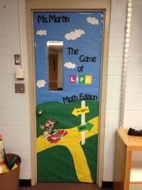 17 Best ideas about Math Door Decorations on Pinterest