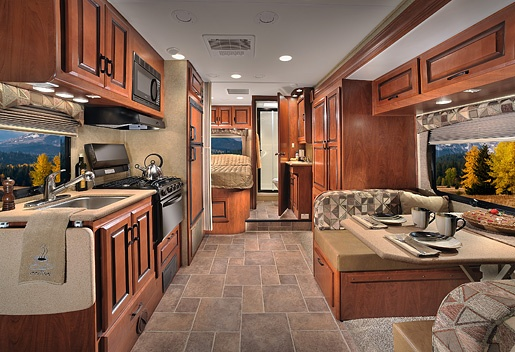 Solera Class C Motorhomes By Forest River Mobile Life