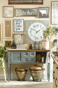 1000+ ideas about Farmhouse Kitchen Decor on Pinterest