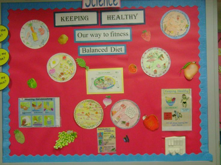bulletin food schools ideas boards