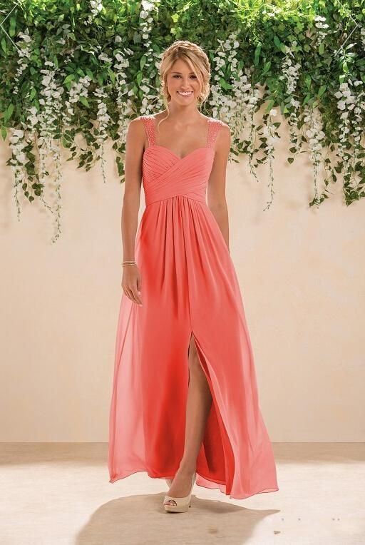 d339ff992b15 √ Best 25+ Coral bridesmaid dresses ideas on Pinterest