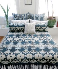 1000+ ideas about Ikat Bedding on Pinterest | Ikat pattern ...