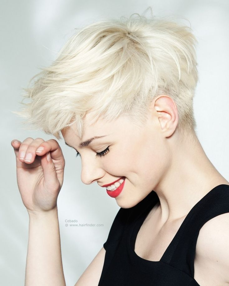 25 Best Ideas About Short Undercut Hairstyles On Pinterest Punk