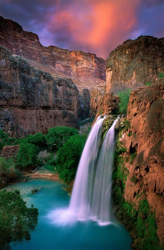 Havasu Falls Arizona Wallpaper 10 Secret Places In America That Most Tourists Don T Know