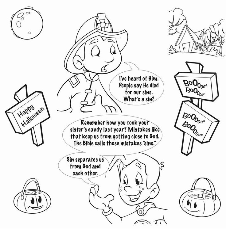 61 best images about Halloween Gospel Cards and Tracts on