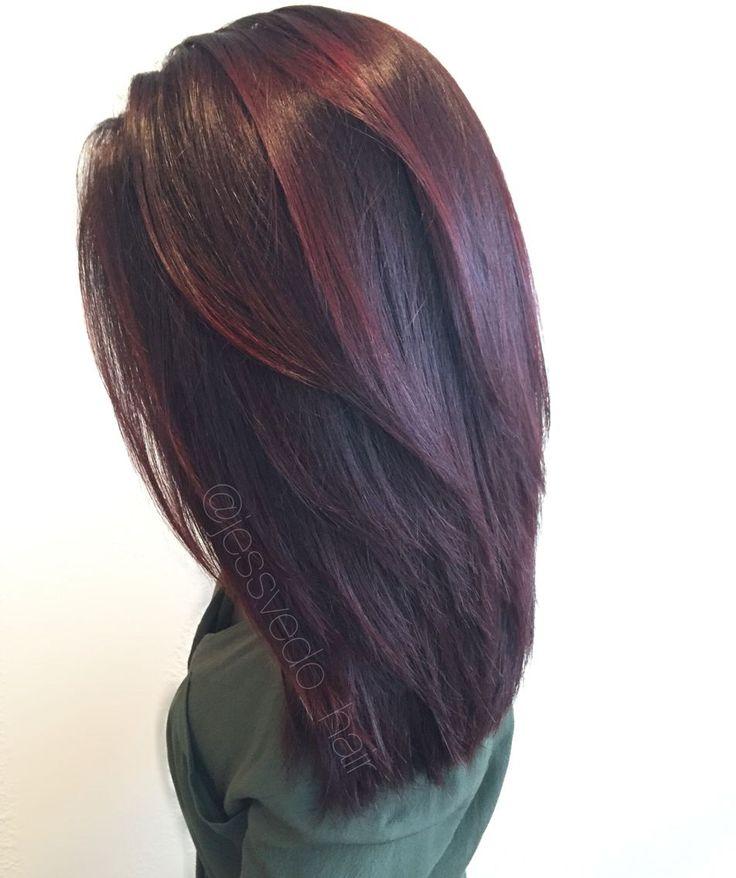 25+ best ideas about Violet Hair Colors on Pinterest