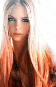 pastel dip dyed ombre hair