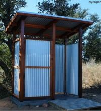 25+ best ideas about Outdoor Toilet on Pinterest   Outdoor ...