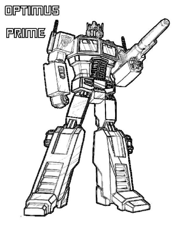 Kleurplaten Transformers.20 Vehic G1 Optimus Prime Coloring Pages Ideas And Designs