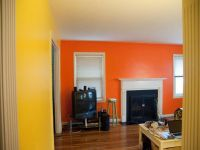 An Awesome Combination Yellow Orange Paint Colors ...